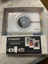 Polaroid Snap 10.0 MP Digital Camera - White Instant Camera in box