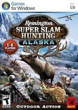 Remington Super Slam Hunting Alaska   PC Hunt Game    Brand New