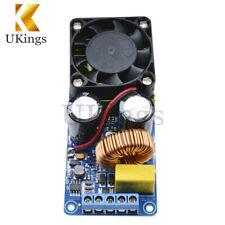 IRS2092S Mono Channel Digital Amplifier Class D HIFI Power Amp Board 500W+ FAN