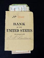 1888 Antique vtg Lorillard CLIMAX PLUG Tobacco Folding TRADE CARD Metamorphic