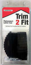 Trim 2 Fit Replacement Ladder Feet 95mm by Laddermat - Genuine BRAND