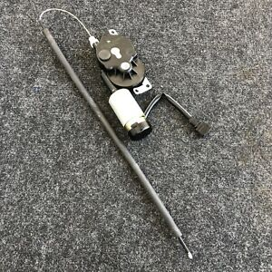 Audi A8 4E Actuator Drive For Lumbar Support Lordose 8515400A 2801820D