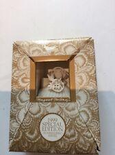 Nib 1999 Ltd Edition Hummingbird Angel Margaret Furlong w Box & Stand Booklet