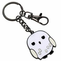 Harry Potter Chibi Hedwig the Owl Cutie Keyring with Trigger Clip - Keychain