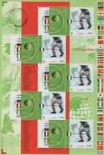 2002 Campioni di calcio - Francia - foglietto