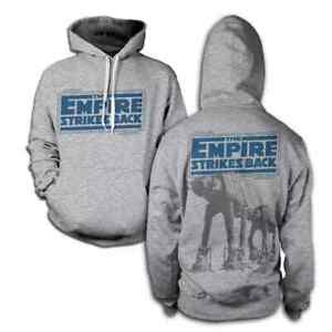 Empire Strikes Back AT-AT-Mens Hoodie Hooded Sweater (S-5XL)