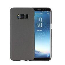 ULTRA SLIM Hardcase für Samsung Galaxy S8 Hülle Schutzhülle TPU Cover Dünn Thin