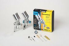 StartingLine HVLP Complete Auto Painting and Priming Gun Kit DEV-802343 New!
