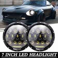 High low beam Sealed 7'''LED Headlights For Datsun 240Z 260Z 280Z 280ZX 1970-78