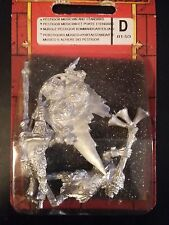Warhammer Beastmen Pestigor Musician and Standard Bearer Blister Metal OOP New