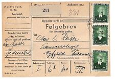 L146 1946 Norway Cover