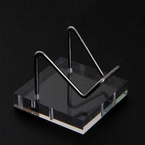 Display Stand Easel for Mineral Crystal Agate Base Holder Tabel Rack Support