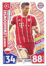 Champions League 17/18 - 69 - Robert Lewandowski (Hot Shot) - FC Bayern München