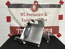 Bizerba SE 12 US Meat Slicer Carriage Assembly