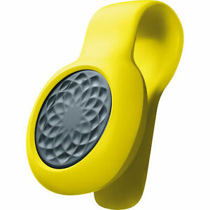 UP Move Wireless Clip-On Activity, Fitness + Sleep Tracker by Jawbone, Yellow