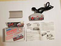 RARE 1988 Nintendo NES Bandai Hyper game controller joystick boxed complete