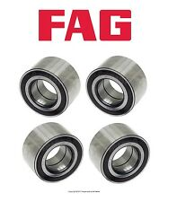 For Audi Q7 Land Rover Porsche VW Touareg Set of Four Wheel Bearings FAG