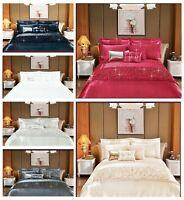 Luxury Sequin Sparkle Bedding Set Quilt Duvet Cover With 2 Pillowcase Set