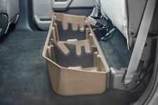 DU-HA 20112 Tan Under Rear Seat Storage For Ford F150 Crew Cab 2015-2018