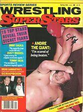 EB1388  Masked Superstar signed Wrestling Magazine  w/COA  HISTORY  **BONUS**