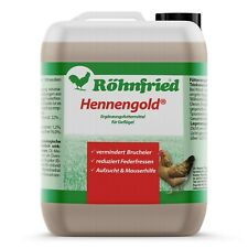 Röhnfried Hennengold 5L - Mineralien und Spurenelemente für Geflügel