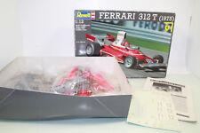 """Revell 1:12 Bausatz 07490 Ferrari 312 T 1975 """"Niki Lauda"""" in OVP (NL1414)"""
