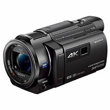 SONY 4K Video Camera Handycam Black FDR-AXP35-B EMS F/S Japan