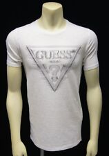 Guess Men's Triangle Logo T-shirt