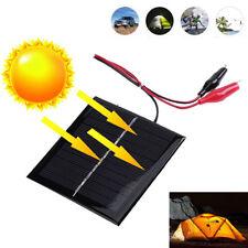9V 3W DIY Solar Cell Solar Panel Board for Light DIY Battery Cell Charger Module