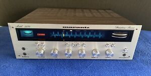 VINTAGE MARANTZ 2230 *RESTORATION-MODIFICATION* UPGRADED WITH ALL LED LIGHTS