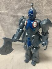 "Power Rangers Dino Charge 5"" inch Villain WRENCH 2015 Bandai VGUC"