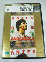 Prima Che Scende la Notte Javier Bardem - DVD Regione 2 Spagnolo Inglese