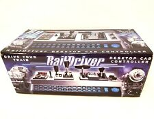 P.I.Engineering RD RailDriver Desktop Train Simulation Cab Controller SRD-91-MDT