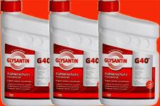 4,5 Liter PE-Dose (1L=6,89€) BASF Glysantin G40 Kühlerfrostschutz Konzentrat rot