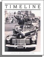 Timeline - 1997, January - Ohio Popular History Magazine! 1944 Election