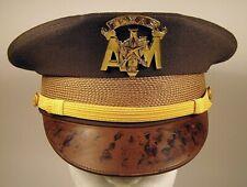 Texas A&M Corps of Cadets ROTC Senior Service Dress Hat Cap 7 1/8 - 7 1/4  57-58