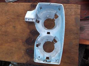 1965 Mercury Comet Headlight Extension Lh Driver side Potmetal  C5GB-13A045-C