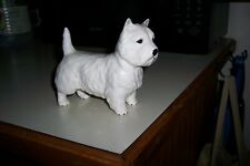 "Wonderful Beswick West Highland White Terrier Model # 2038 4 3/4"" High"