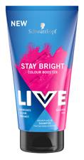 Schwarzkopf Live Stay Bright Colour Booster Shampoo SHOCKING PINK 150ml