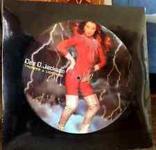DEE D. JACKSON / THUNDER & LIGHTNING - LP (picture limited ed. - nr. 395/600)
