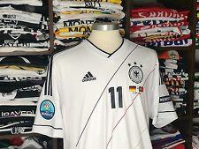 L'Allemagne domicile EURO 2012 shirt Klose #11 - Bayern-Lazio-Werder Brême-Trikot-Jersey