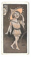 Original UK Trade Card Stoll Publicity Series Stars Of Today #7 Miss Lily Morris