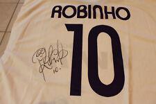 Robinho - signiertes Real Madrid Fan Trikot - Sammlungsauflösung