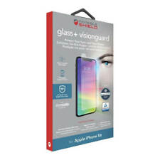 ZAGG iPhone 11 & iPhone XR InvisibleShield Glass+ VisionGuard Screen Protector