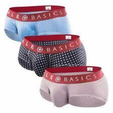 MaleBasics Mens Brief 3-Pack MBT03N  Men's Briefs by MaleBasics Underwear