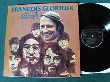 FRANCOIS GLORIEUX, piano, plays THE BEATLES - LP 33T 1977 Belgium ARCADE 206 TI