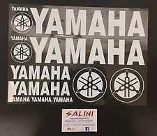 Serie adesivi Yamaha Diapason Scritta - Sticker Yamaha Bianco