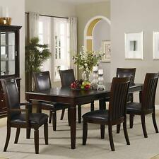 "Coaster 101631 Dining Table Walnut w/18"" Extension Leaf - $1200"