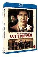 Witness (Region Free) Blu Ray