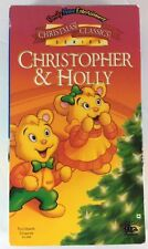 Family Home Entertainment - Christmas Classics - Christopher & Holly (1994) VHS
